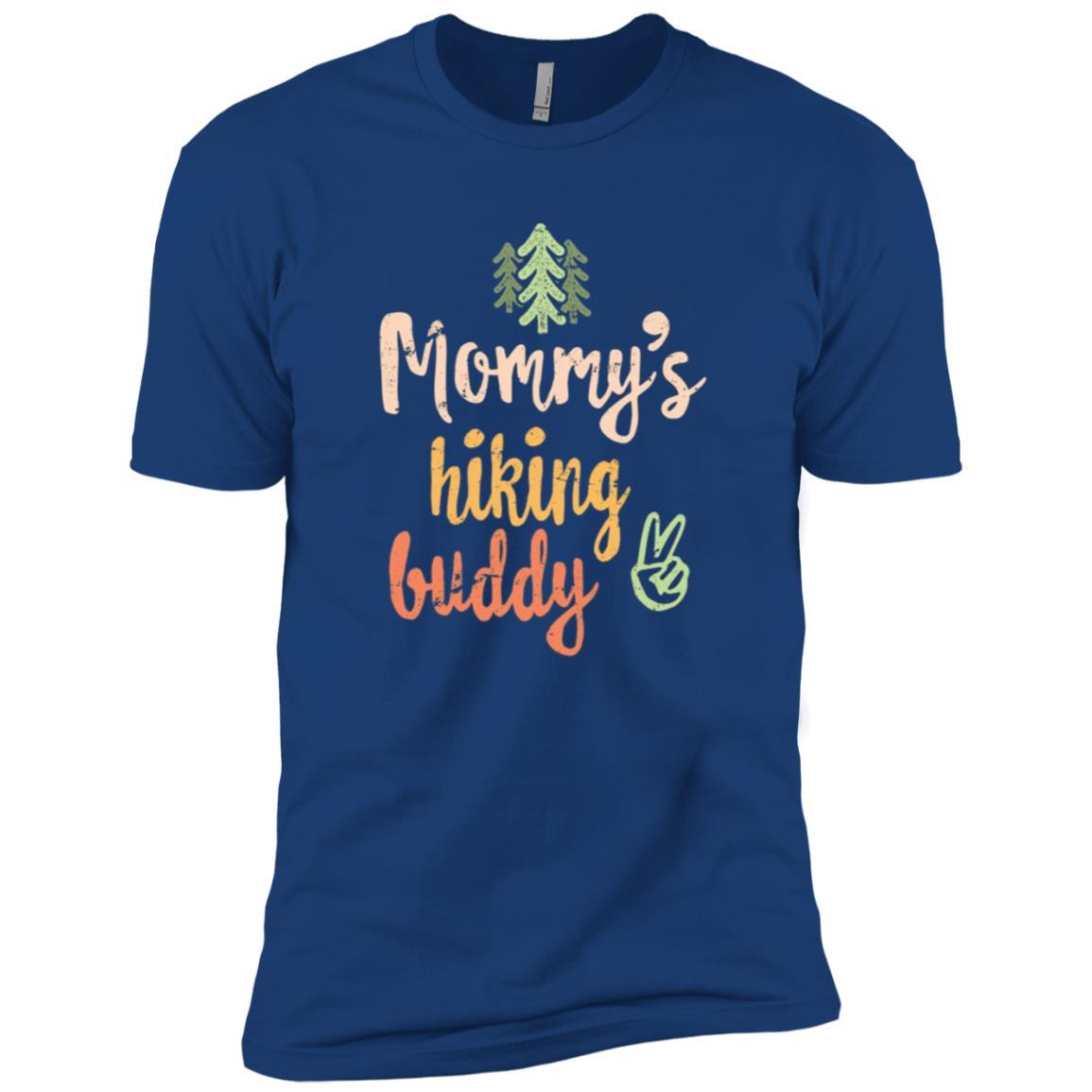Mom Family Hiking for Kid Bigfoot Squatch-1 Men Short Sleeve T-Shirt
