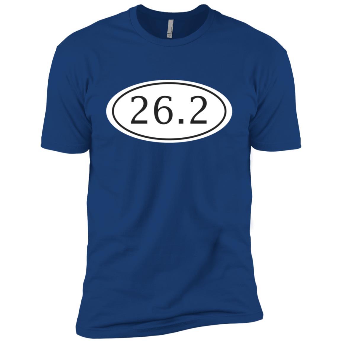 26.2 Marathon - Runner's for Marathoners Men Short Sleeve T-Shirt