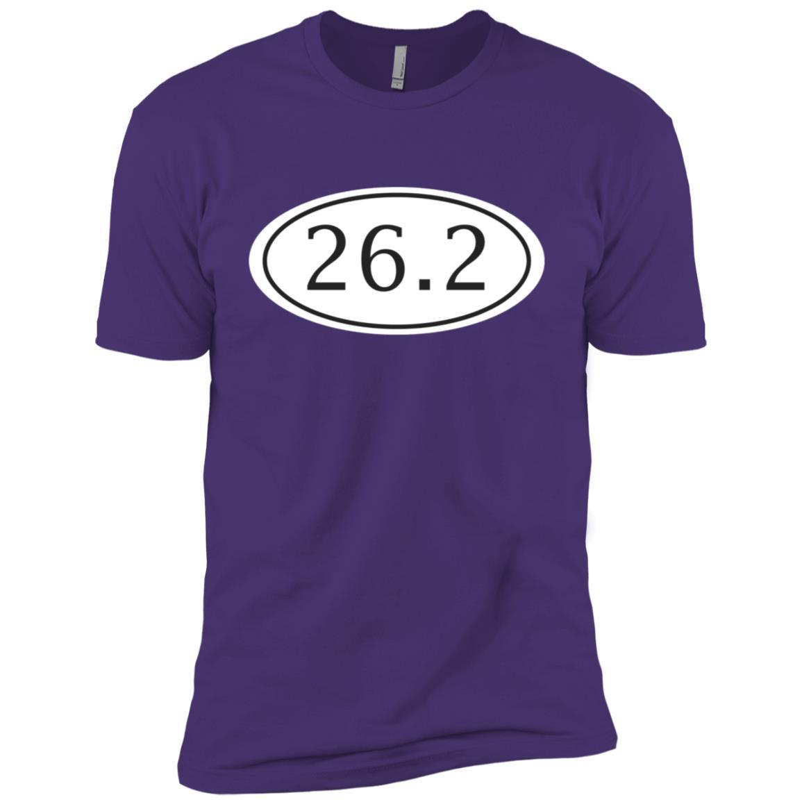 26.2 Marathon – Runner's for Marathoners Men Short Sleeve T-Shirt