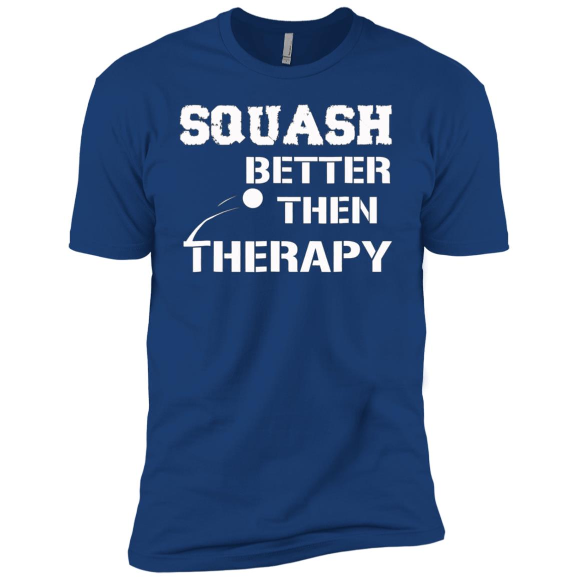 Squash – therapy s Men Short Sleeve T-Shirt