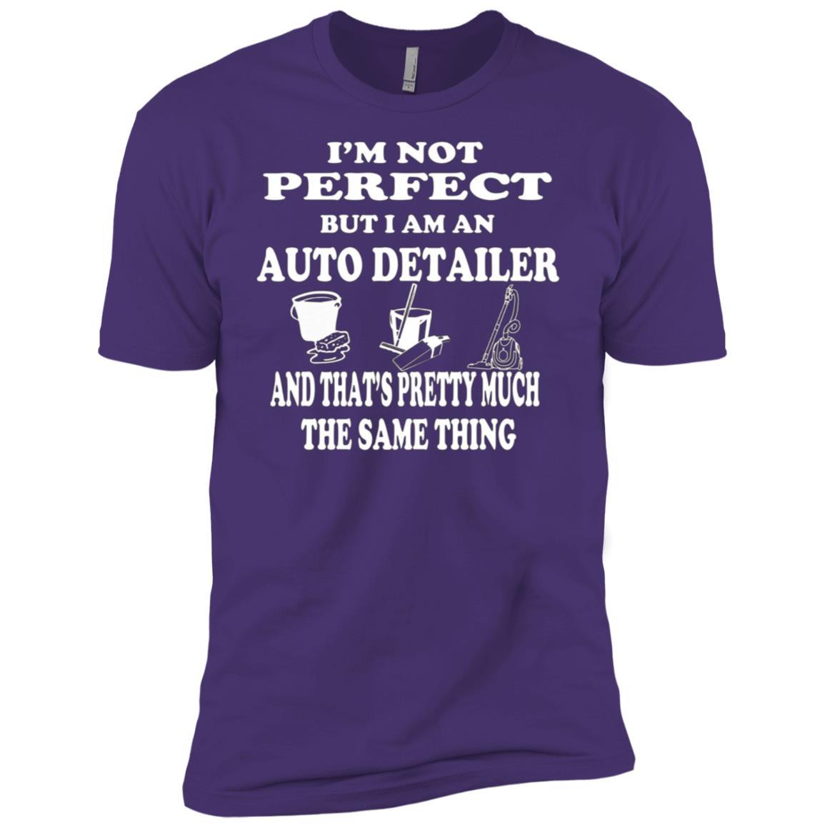 Car Detailing Car Wash Detailing Shop Gift Men Short Sleeve T-Shirt