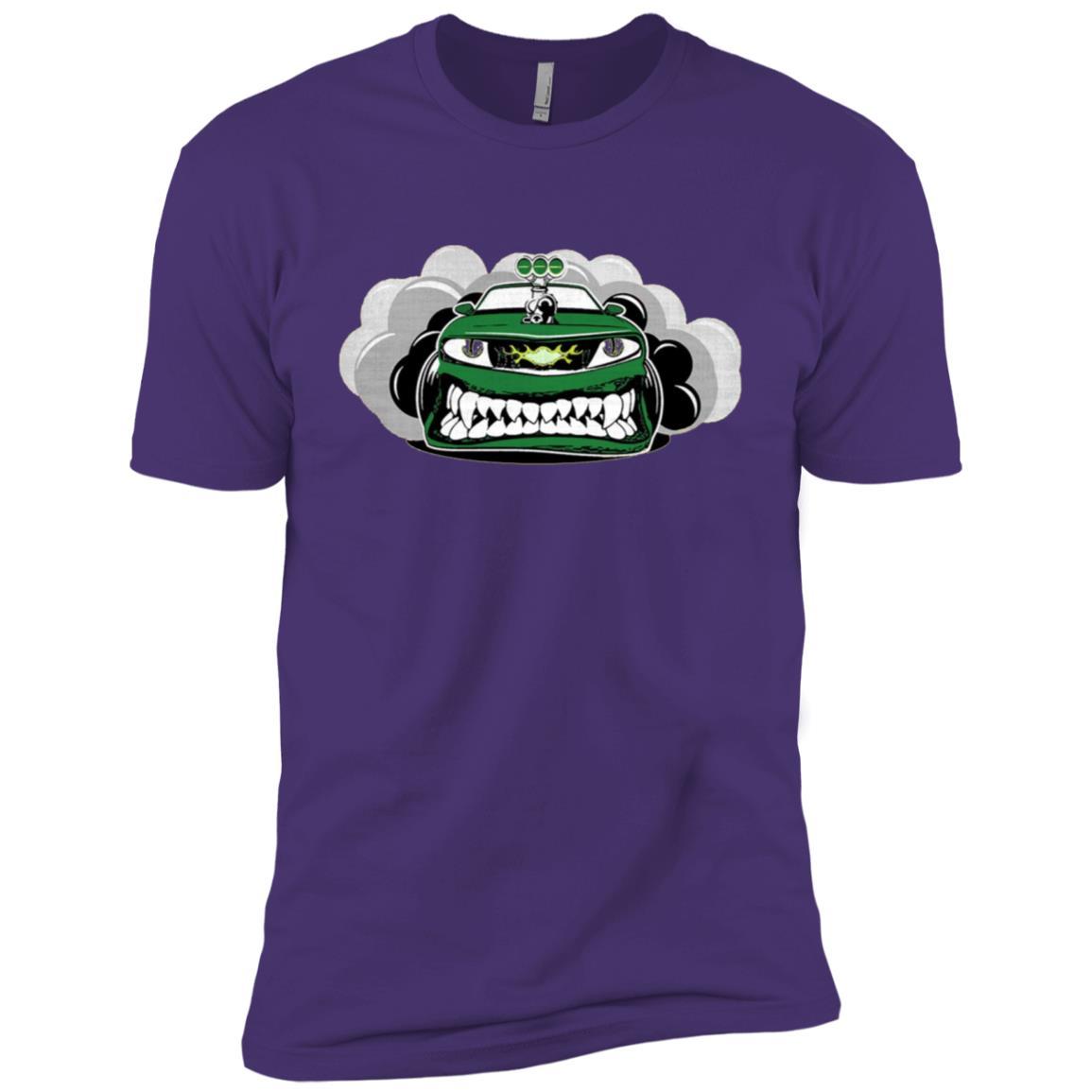 Angry Car – It Wise Eddie Penny Car Men Short Sleeve T-Shirt
