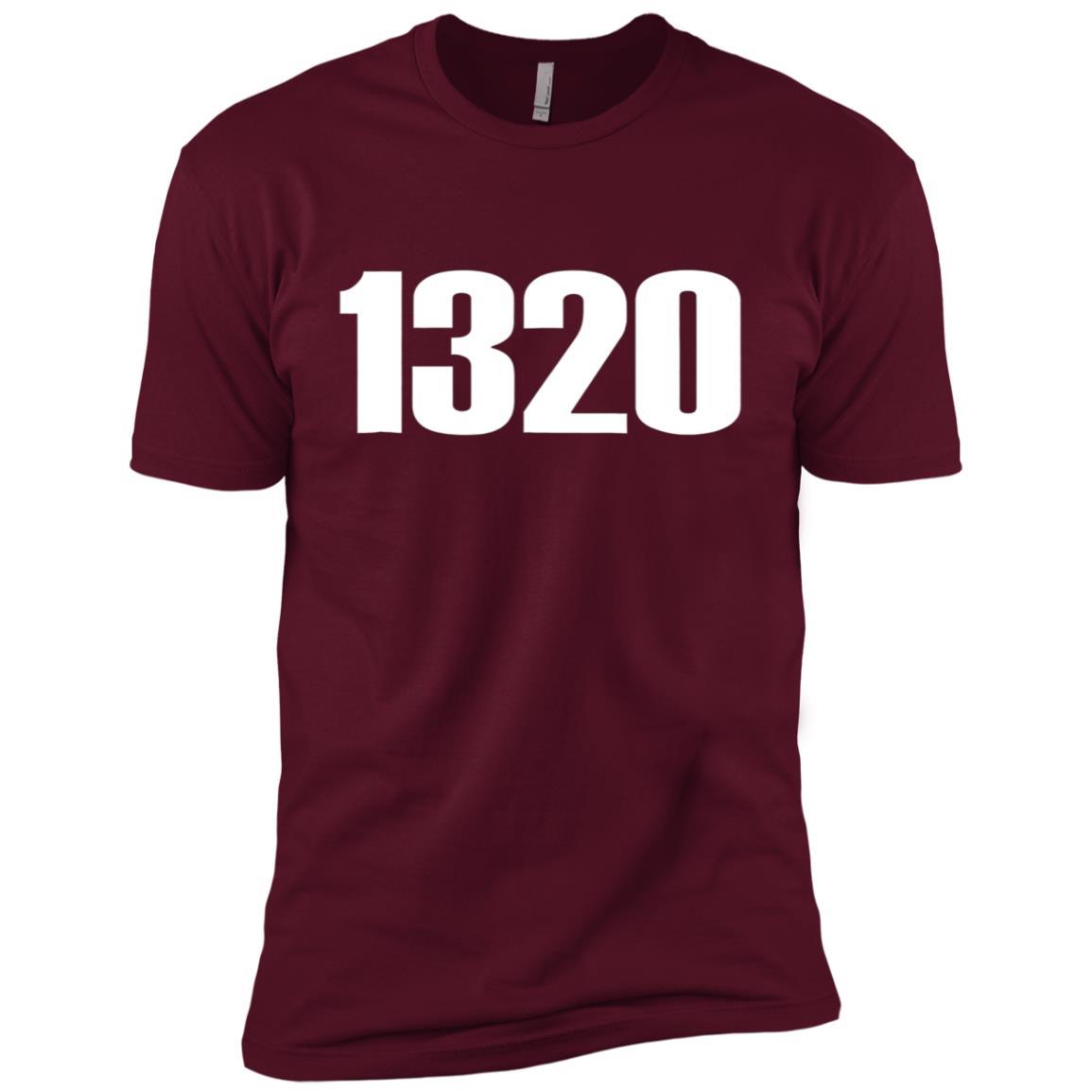 1320 Drag Racing Quarter Mile Car Enthusiast Men Short Sleeve T-Shirt