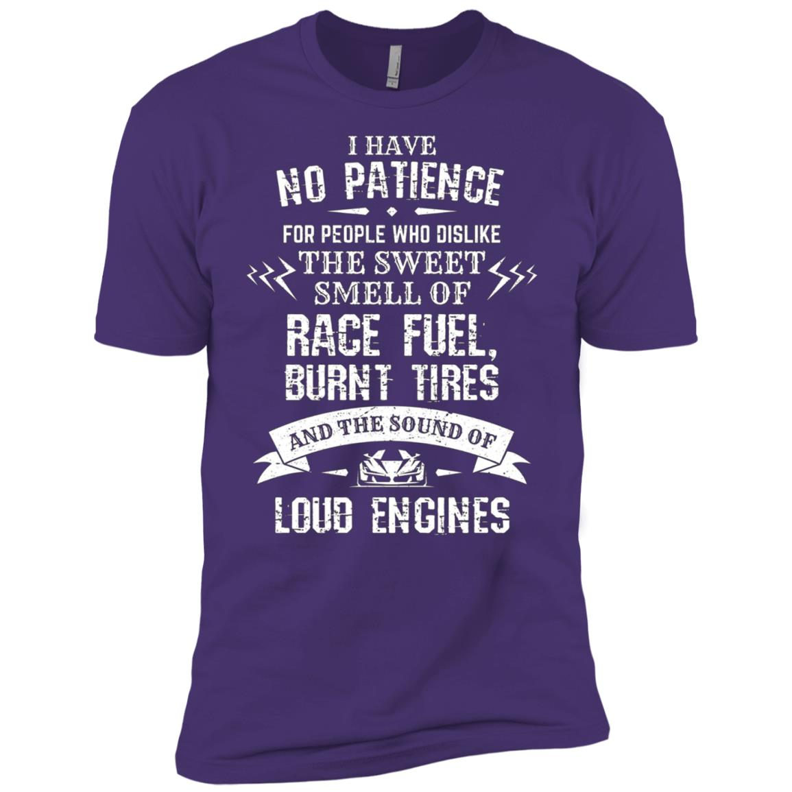 Funny Drag Racing For Car Enthusiast And Mechanics Men Short Sleeve T-Shirt