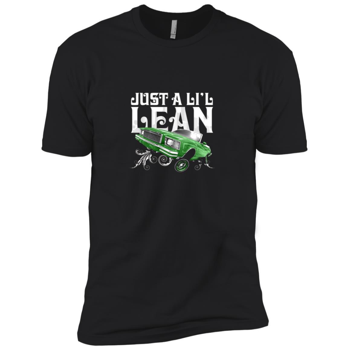 Just a Li'l Lean – Low Rider Car for MenWomenKids Men Short Sleeve T-Shirt