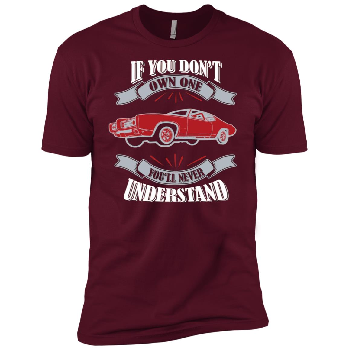 If You Don't Own One – Gto Men Short Sleeve T-Shirt
