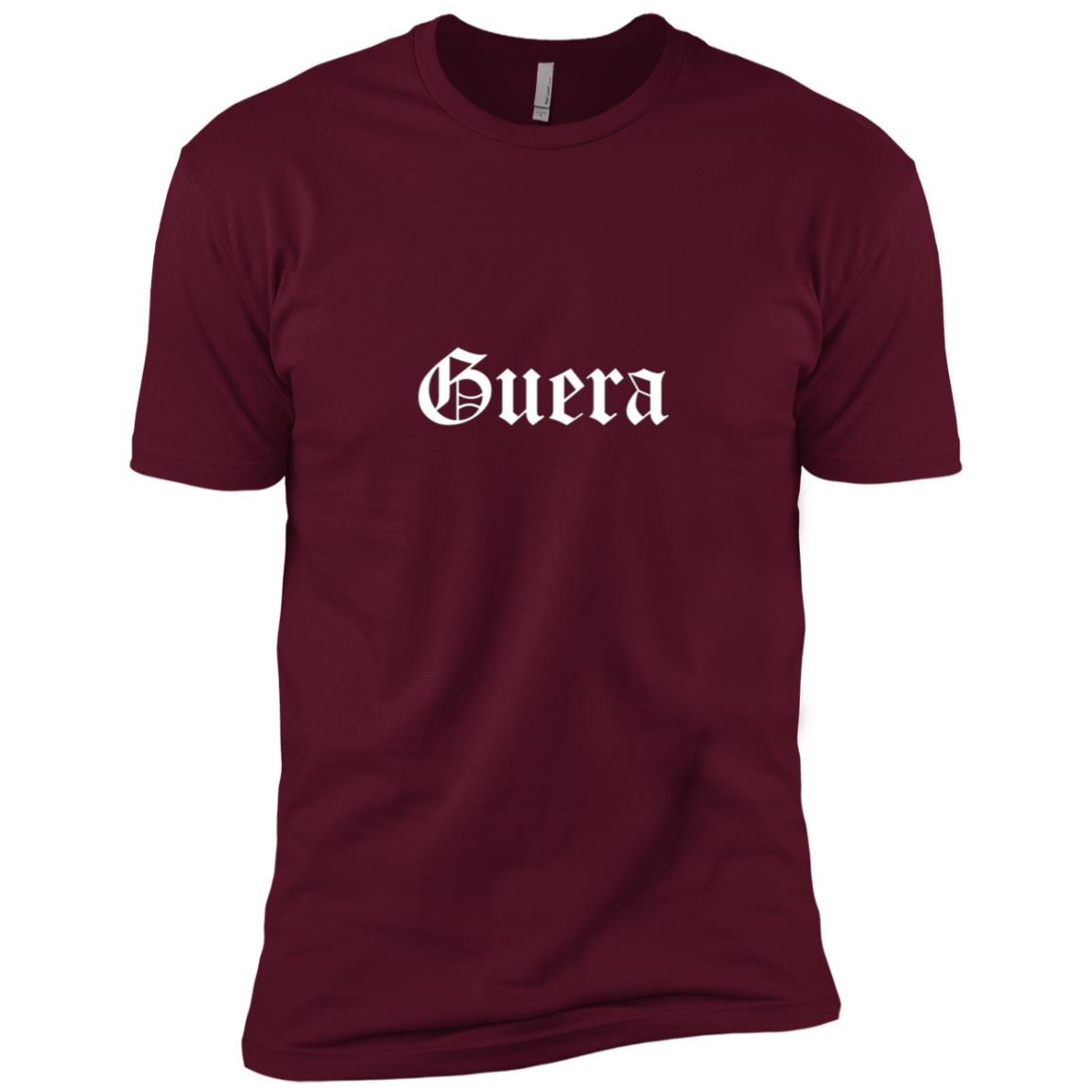 Guera Chola Old English Men Short Sleeve T-Shirt