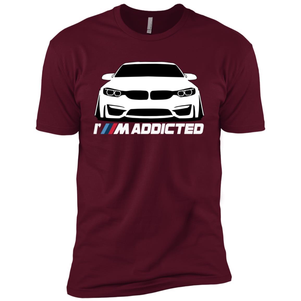 M Power Men Short Sleeve T-Shirt
