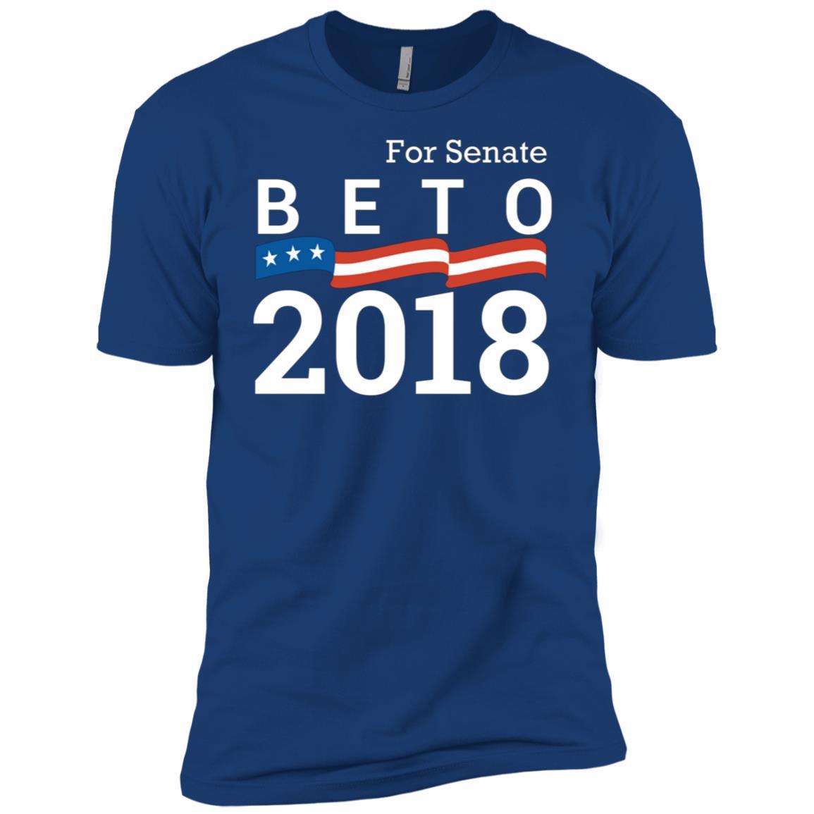 Beto O'Rourke for Senate Texas 2018 Men Short Sleeve T-Shirt