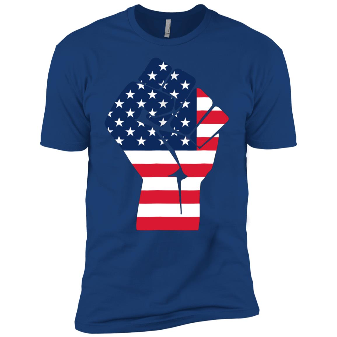 All together USA Gift Patriotic Flag For everyone Men Short Sleeve T-Shirt