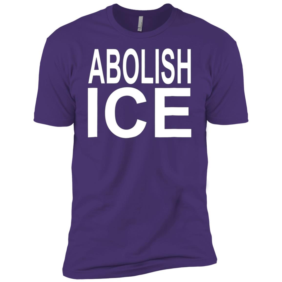 Abolish ICE anti trump immigration Freedom Men Women Men Short Sleeve T-Shirt