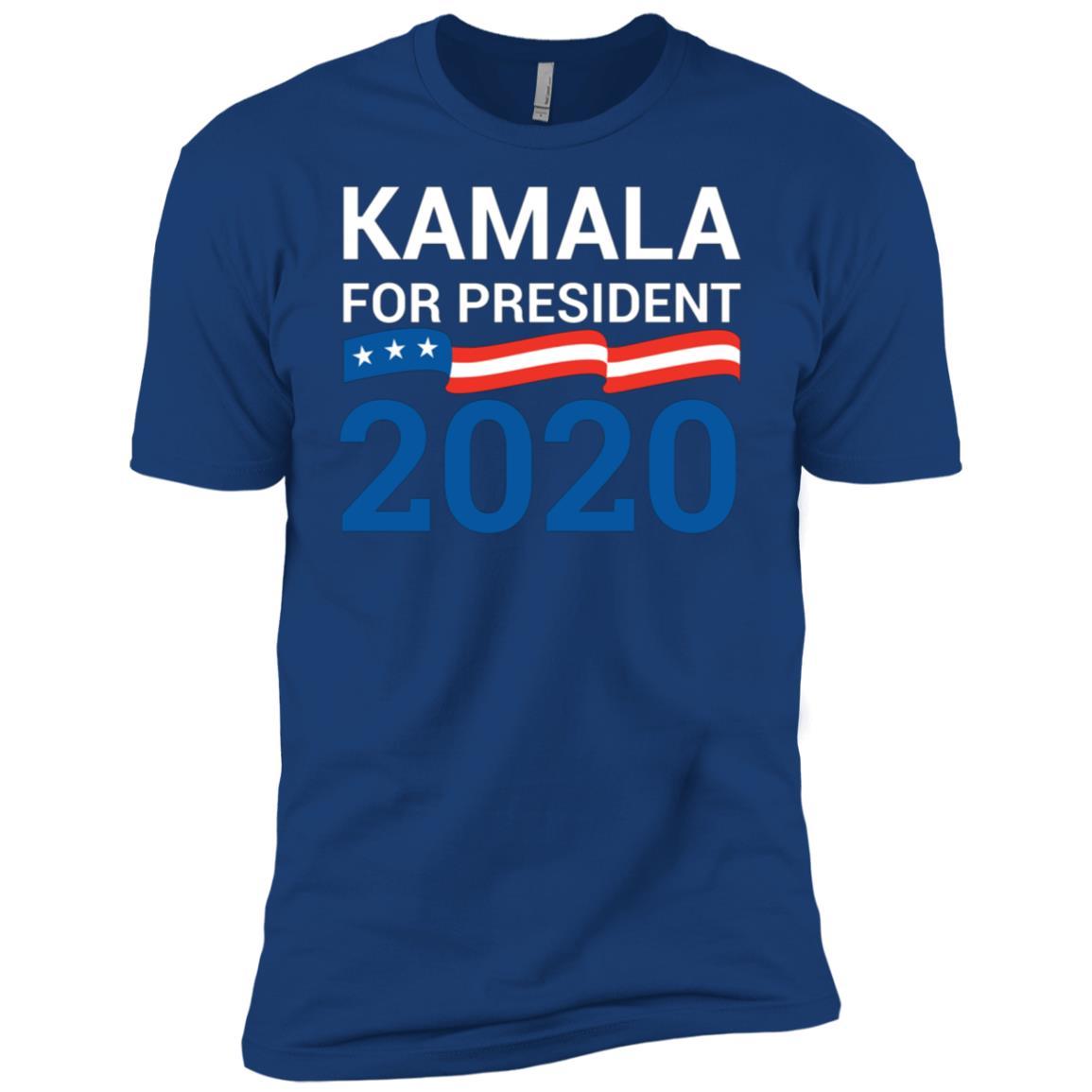 Kamala Harris For President 2020 Election s Senator-1 Men Short Sleeve T-Shirt
