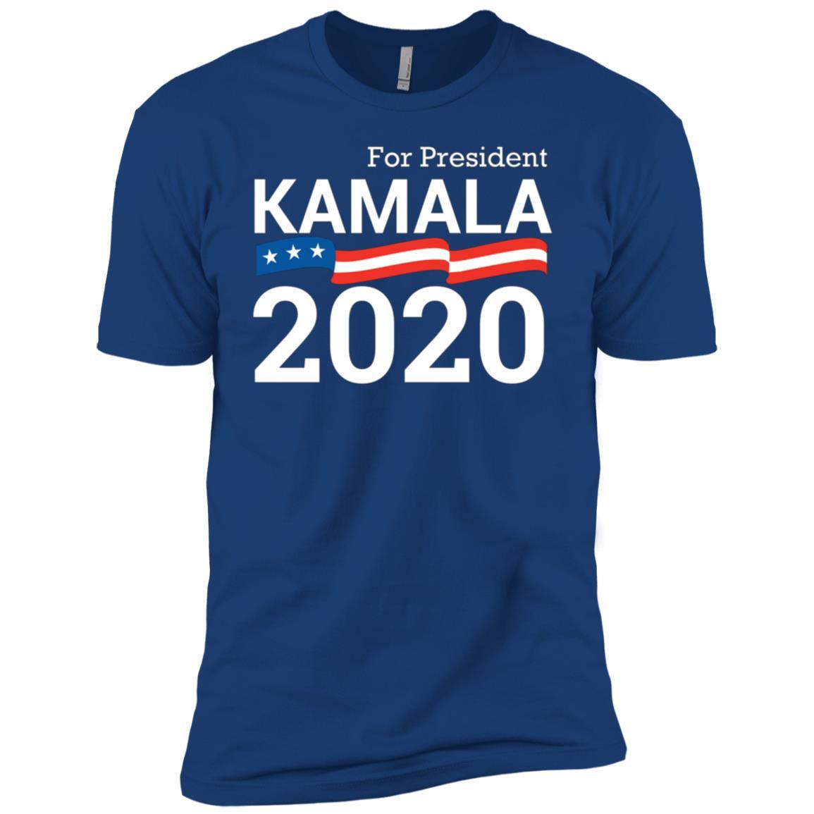 Kamala Harris For President 2020 Election s Senator Men Short Sleeve T-Shirt