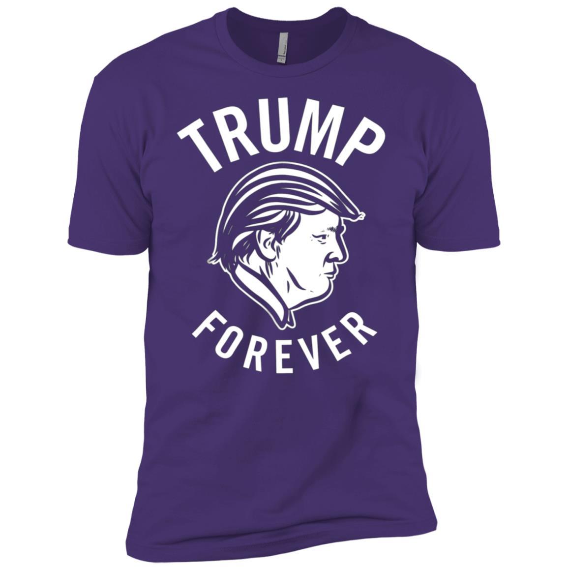 Donald Trump Forever Men Short Sleeve T-Shirt