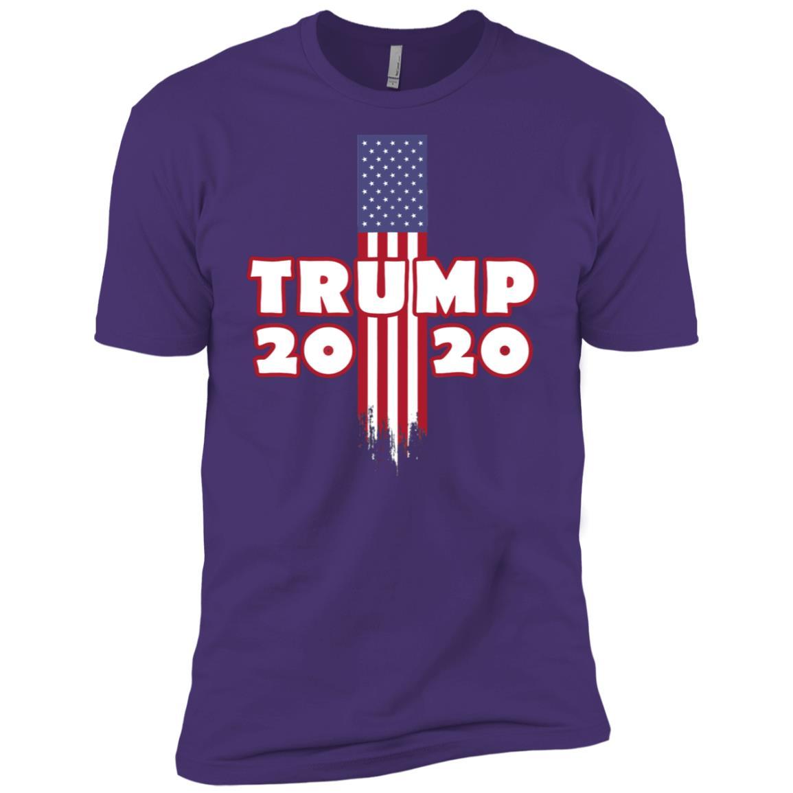 Donald Trump Election 2020 Make Liberals Cry Again GOP-7 Men Short Sleeve T-Shirt