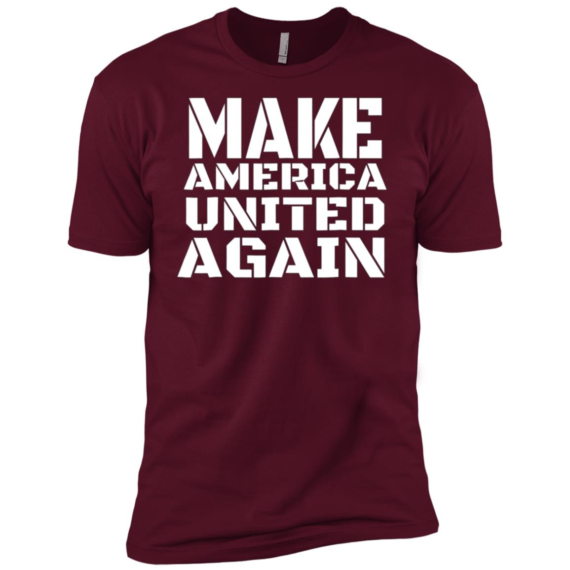 Make American United Again Families belong Together T Men Short Sleeve T-Shirt