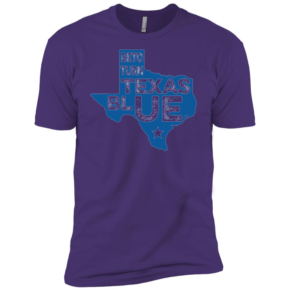 Texas Beto for Senate O'Rourke 2018 Men Short Sleeve T-Shirt