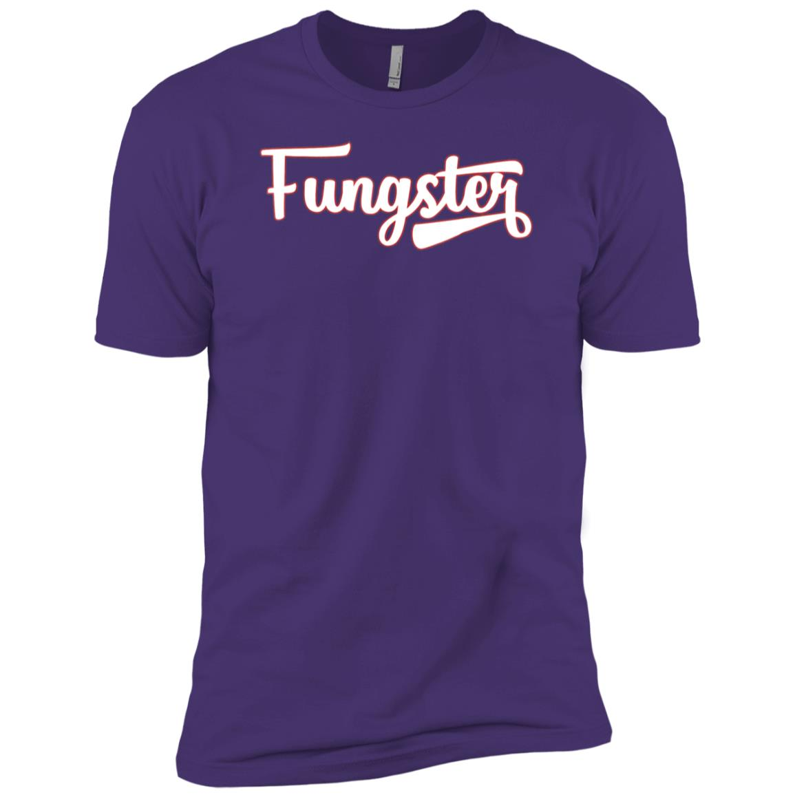 Fungster – Perfect For Fasting Lovers Men Short Sleeve T-Shirt