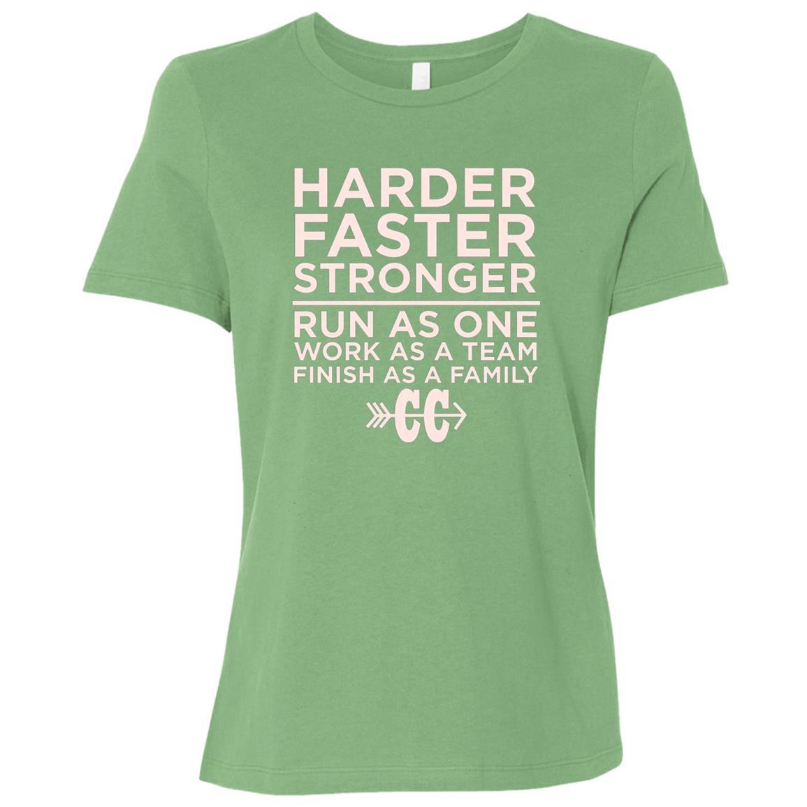 Cross Country Runnings – XC Women Short Sleeve T-Shirt
