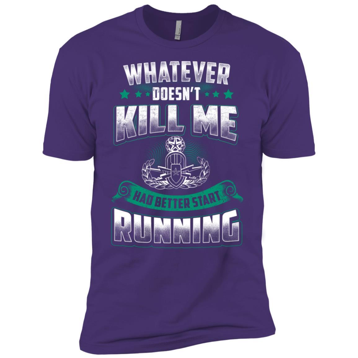 EOD Tech Whatever Doesn't Kill Me Men Short Sleeve T-Shirt