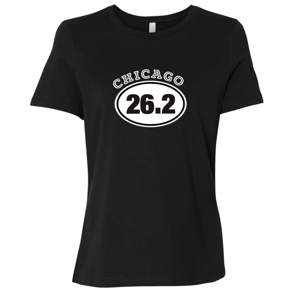 Chicago 26.2 Running Women Short Sleeve T-Shirt