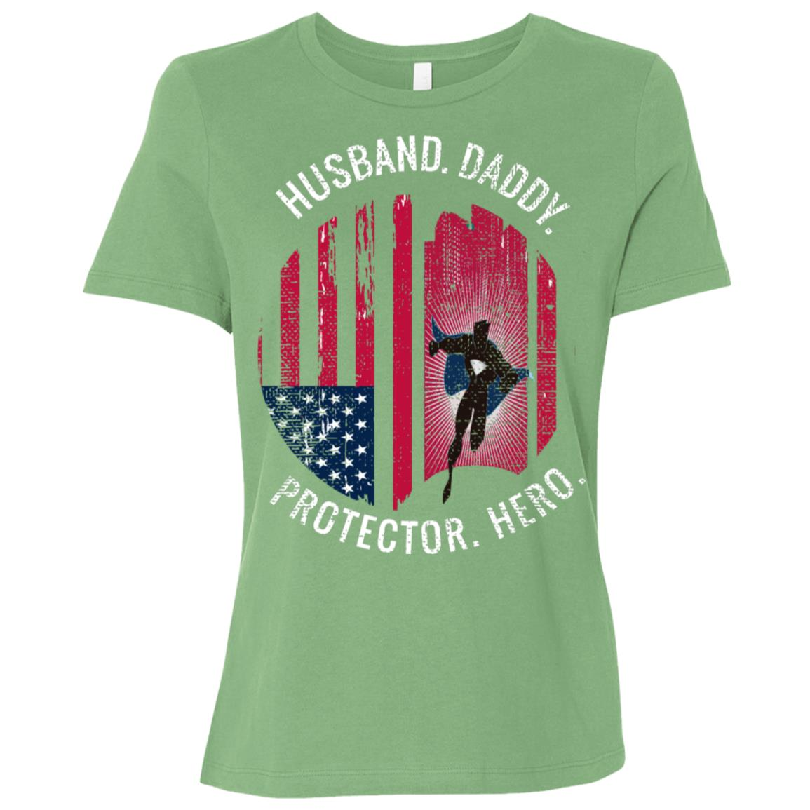 American Flag – Funny Gift From Wife Daughter Son Women Short Sleeve T-Shirt