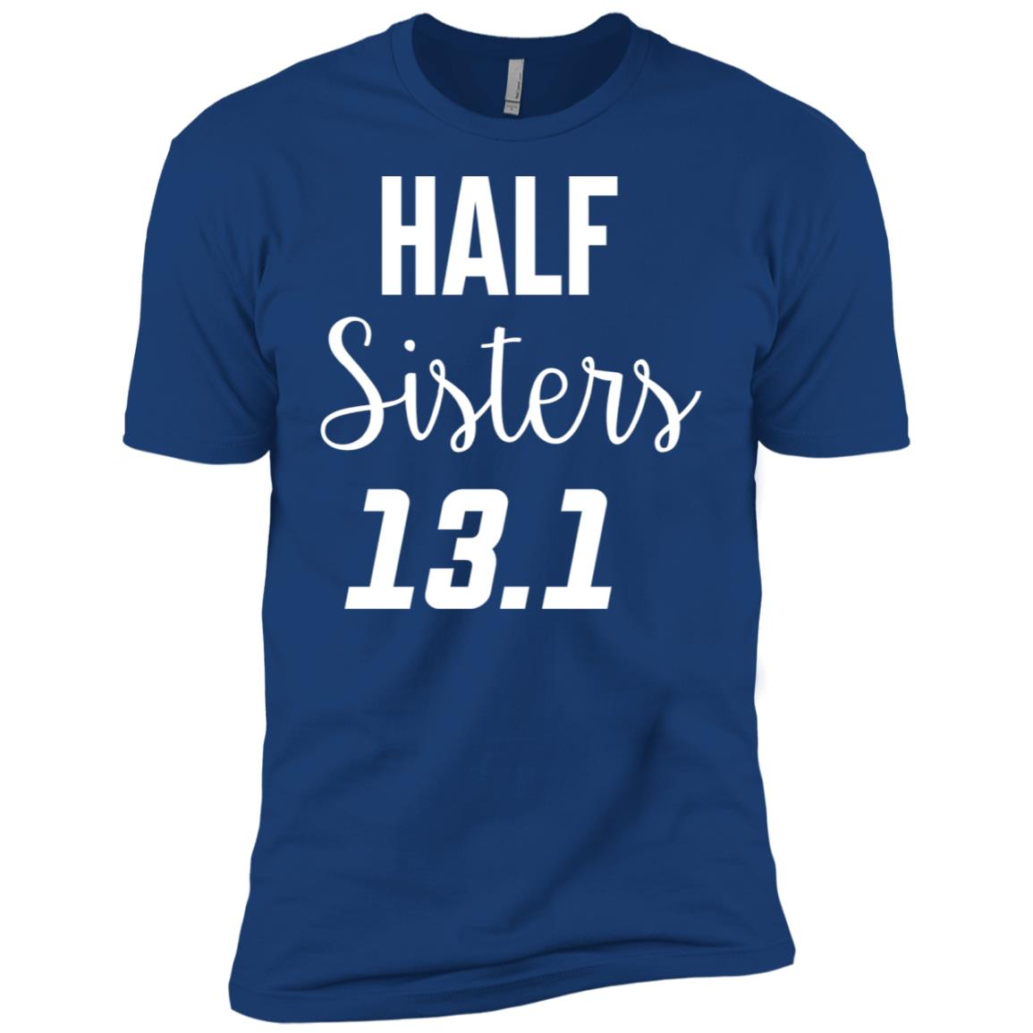 Half Sisters 13.1 Runners Men Short Sleeve T-Shirt