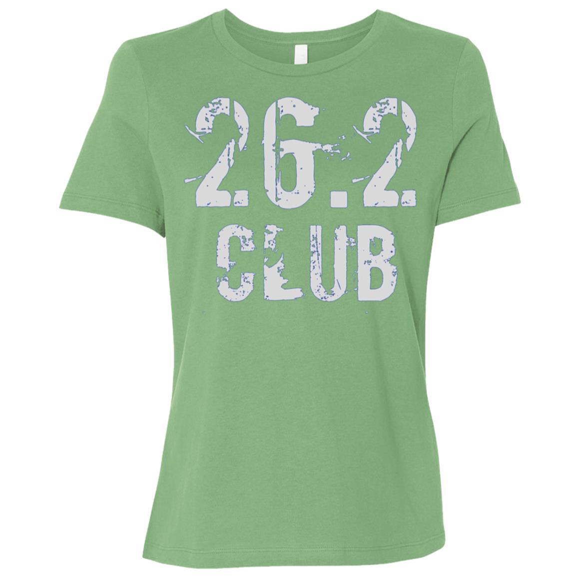 26 Marathon Running Marathon Runners Gifts Women Short Sleeve T-Shirt