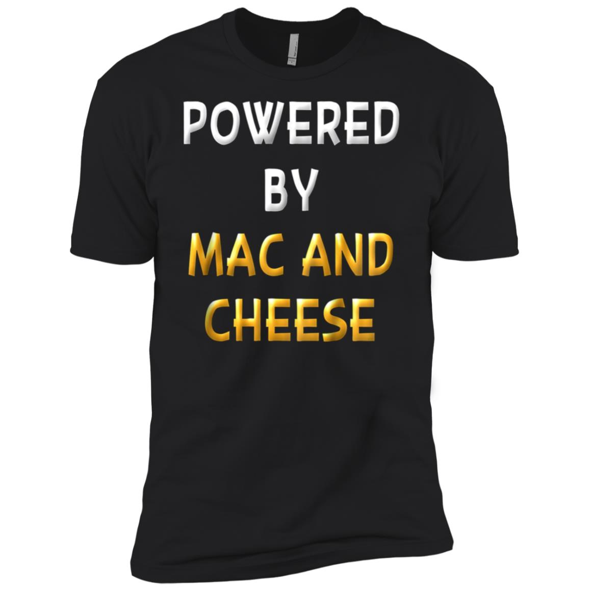 Mac and Cheese Funny Mac N Cheese Lover Gift Men Short Sleeve T-Shirt