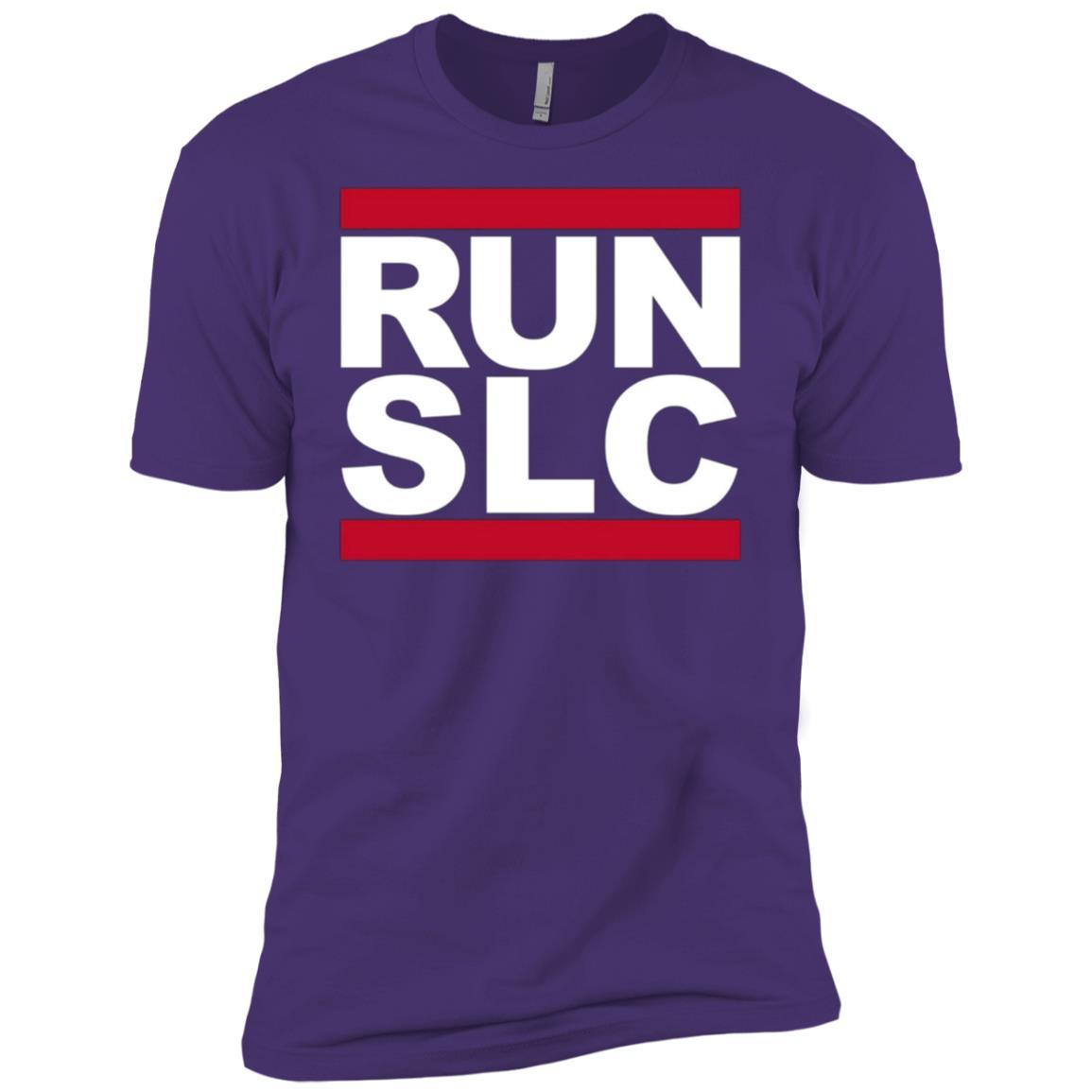 Run SLC – Salt Lake City Running for Runners Men Short Sleeve T-Shirt