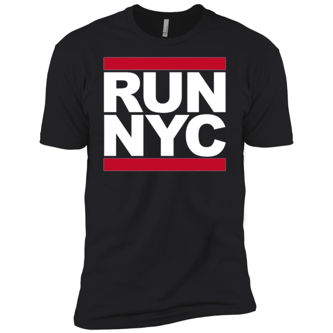Run NYC – New York City Running for Runners Men Short Sleeve T-Shirt