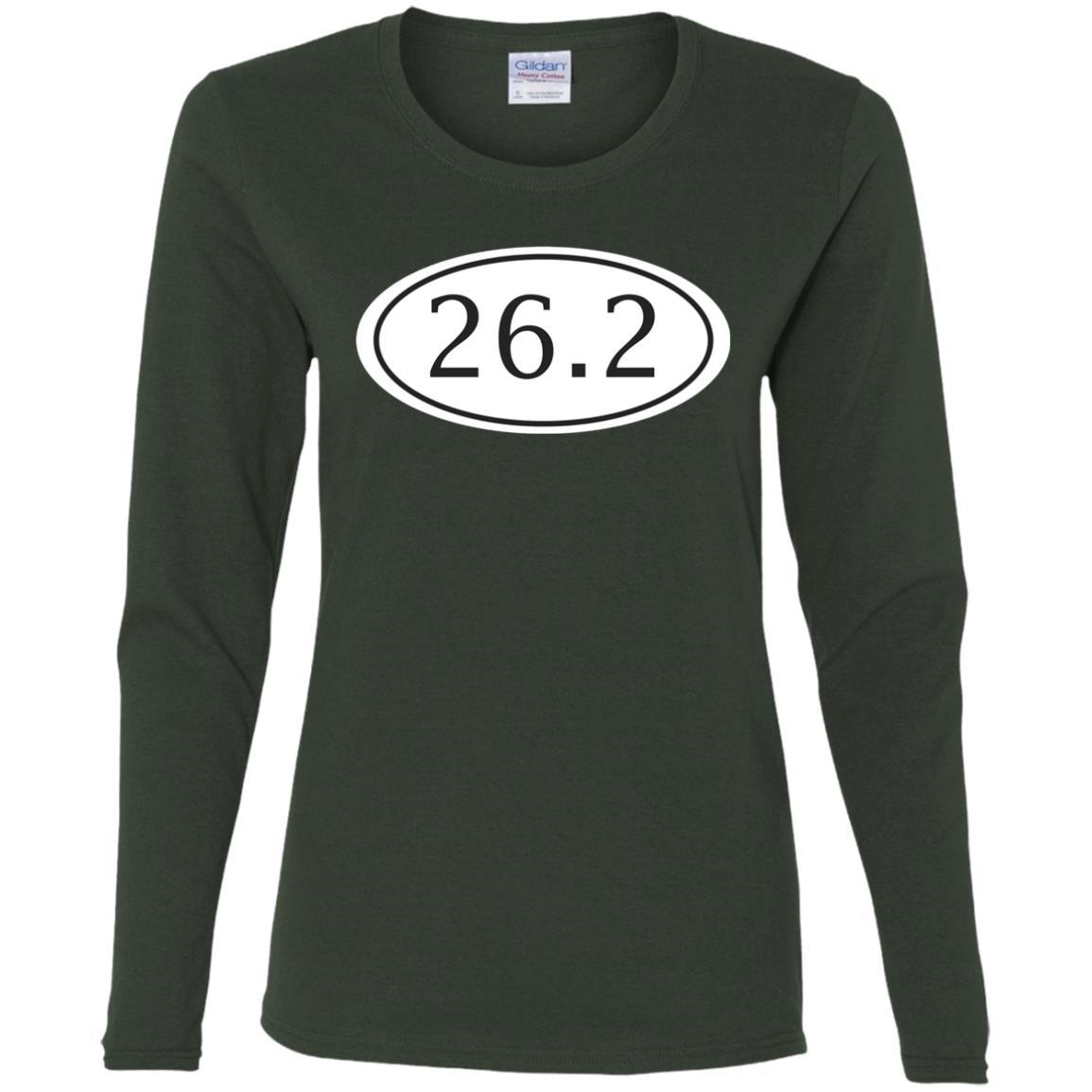 26.2 Marathon – Runner's for Marathoners Women Long Sleeve T-Shirt