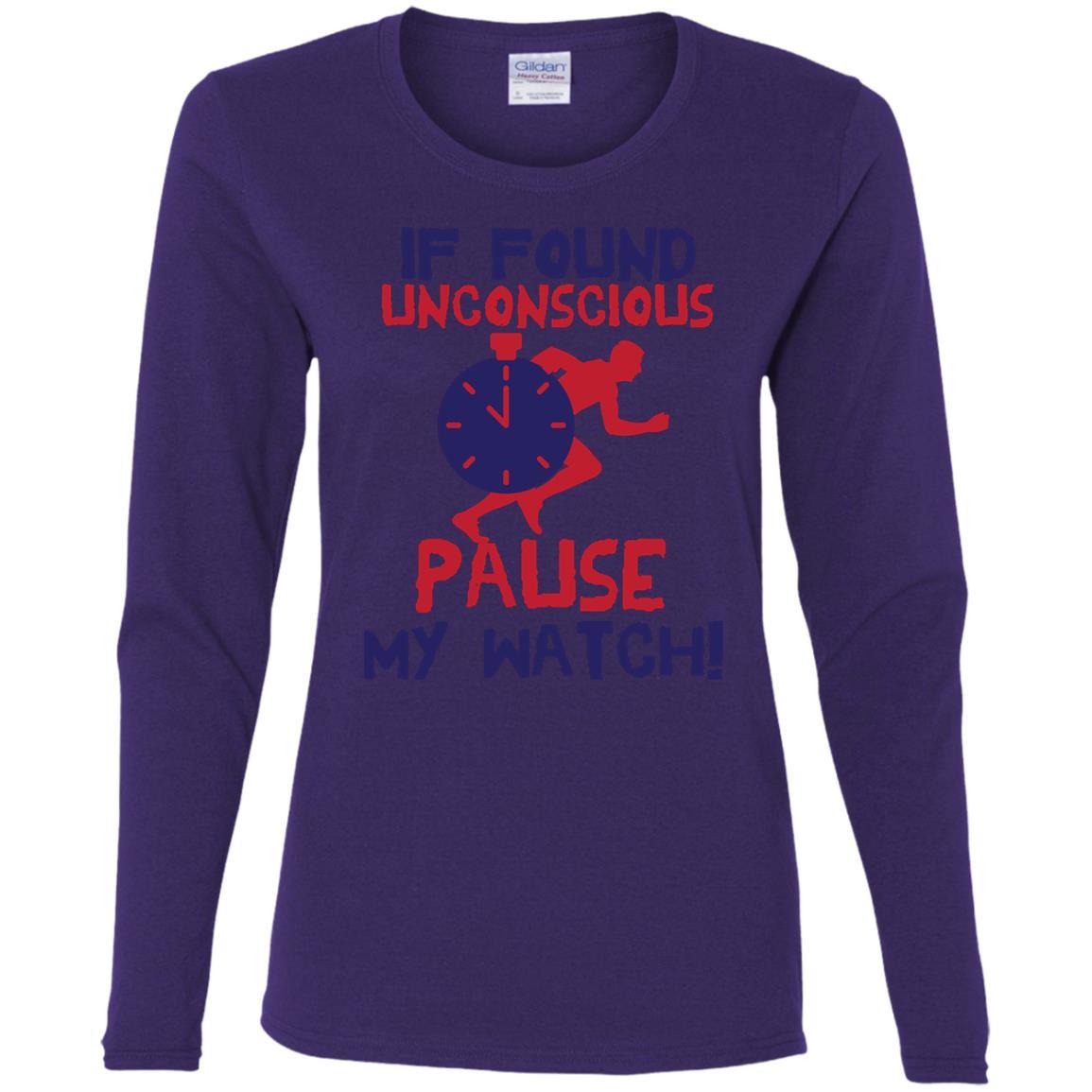 1st Marathon Runner Funny Men Women Humorous Gift Women Long Sleeve T-Shirt