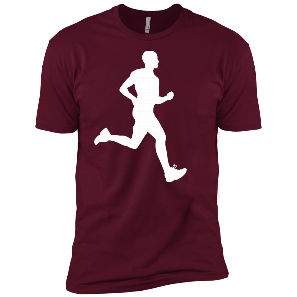 Running Fitness Man Men Short Sleeve T-Shirt