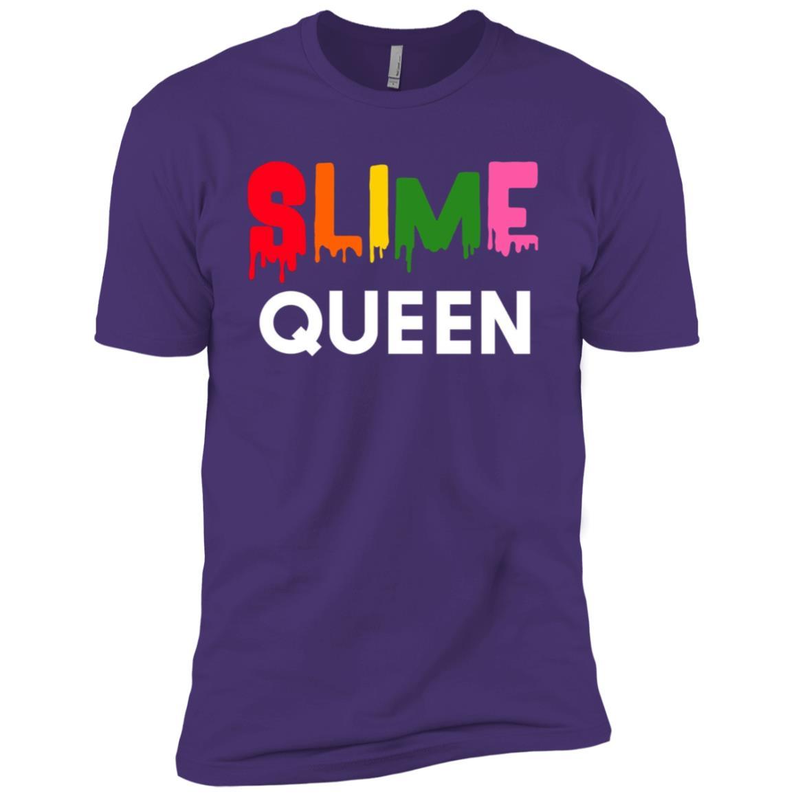 Slime Queen Men Short Sleeve T-Shirt