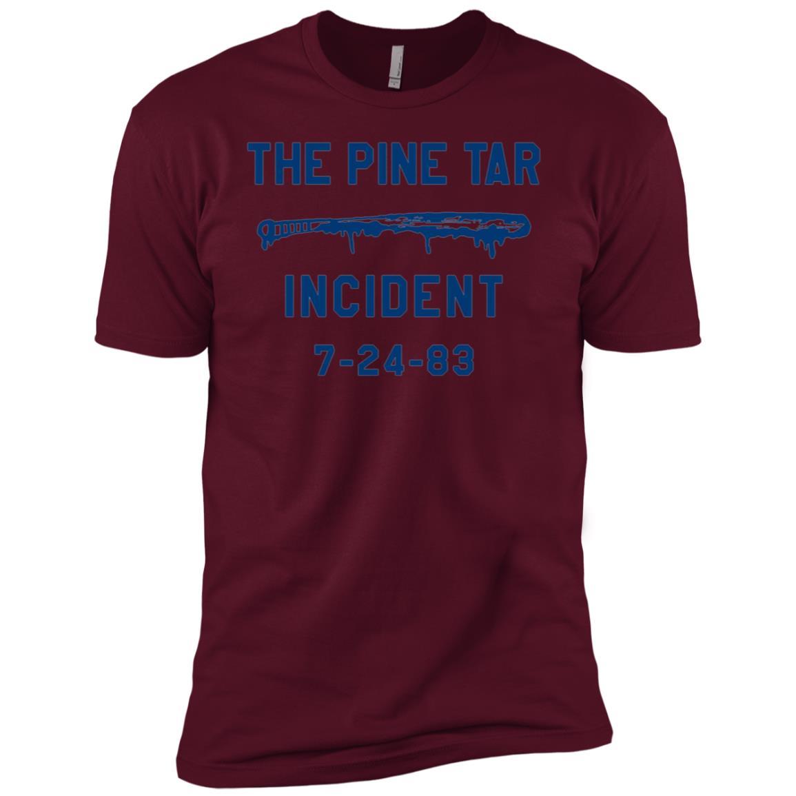 The Pine Tar Incident Men Short Sleeve T-Shirt