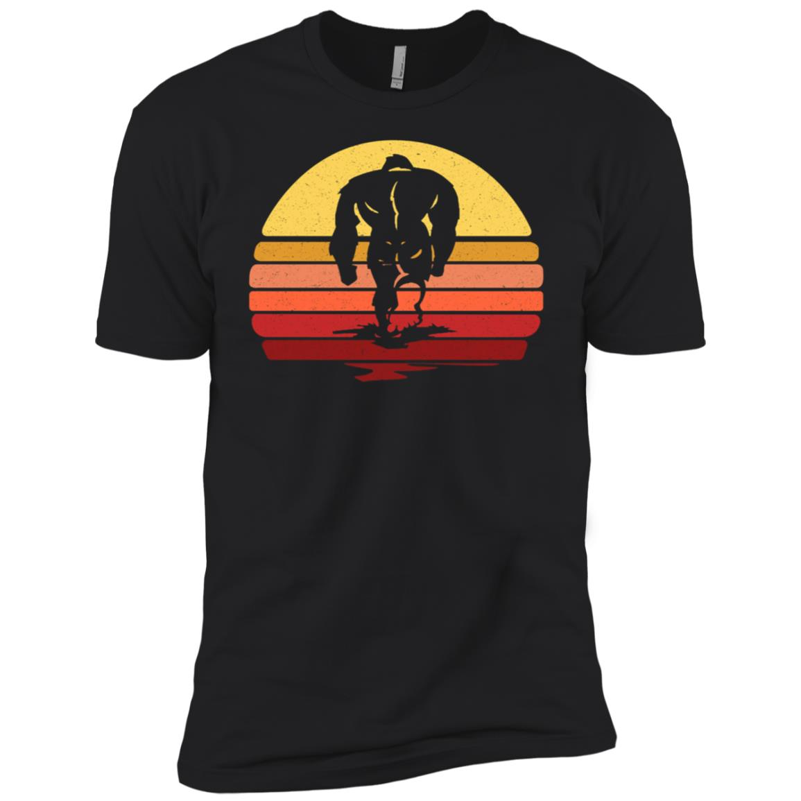 Bigfoot Is Real Men Short Sleeve T-Shirt