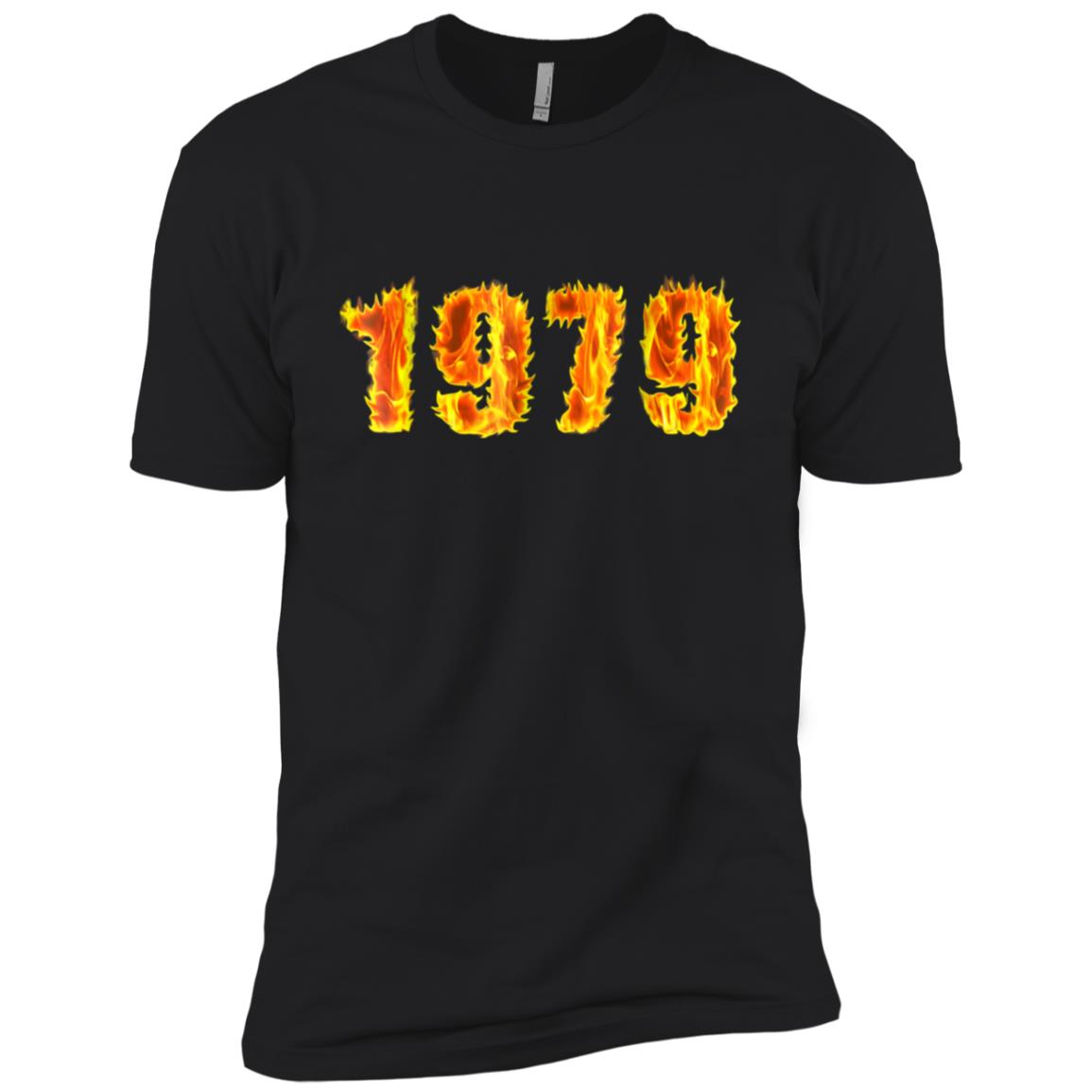 CuteCompystyle 39th Birthday Gift Vintage 1979 Men Short Sleeve T-Shirt