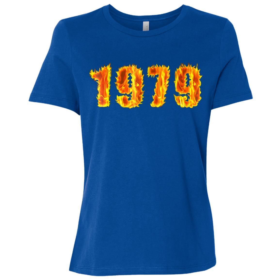 CuteCompystyle 39th Birthday Gift Vintage 1979 Women Short Sleeve T-Shirt