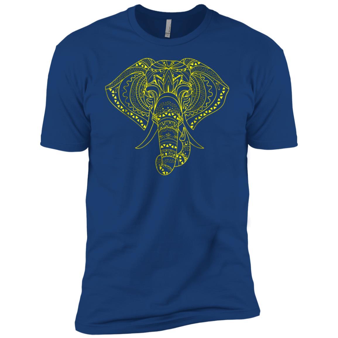 ELEPHANT HEAD – ARTWORK Favorite Gift Men Short Sleeve T-Shirt