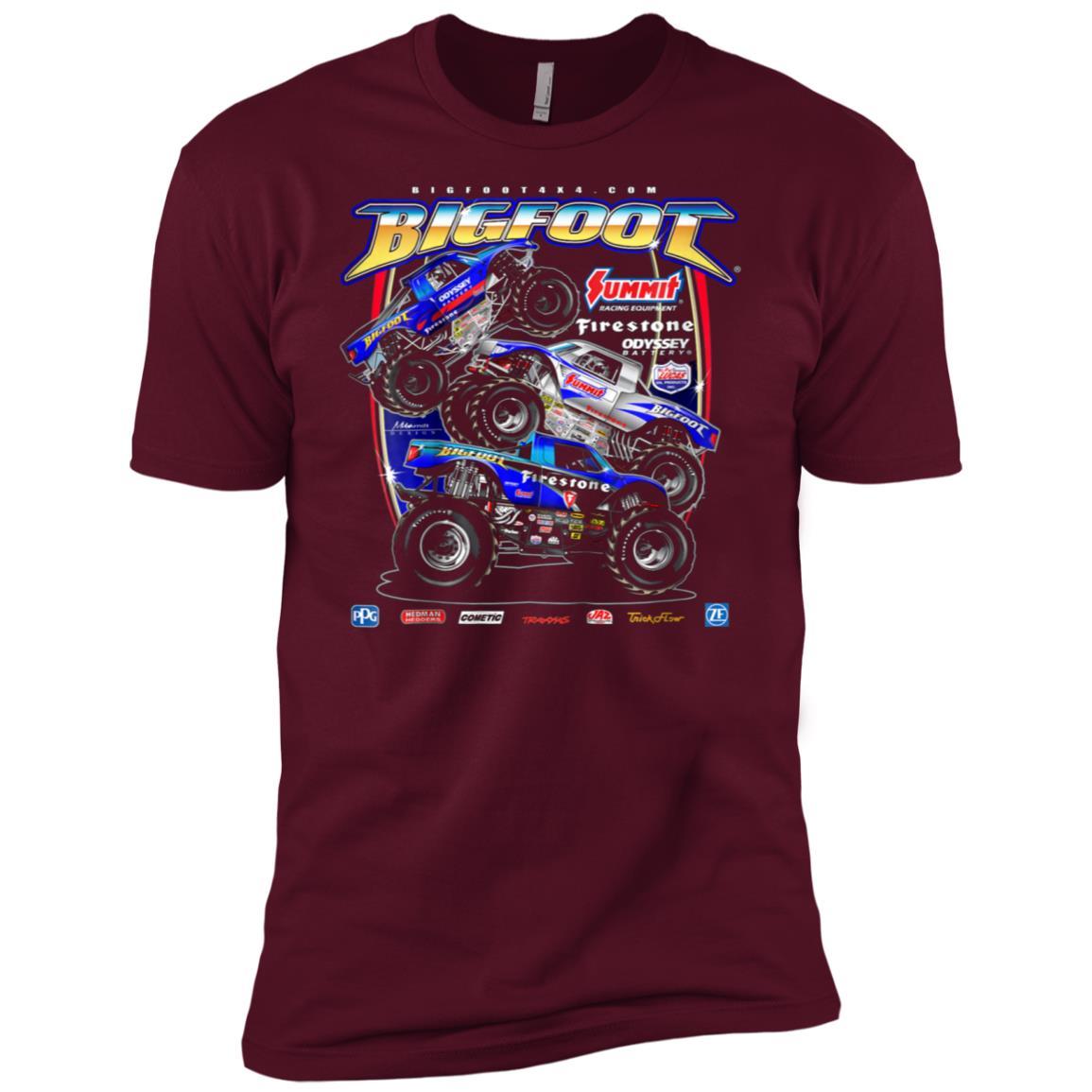 Kids Firestone-Summit-Odyssey Kids Men Short Sleeve T-Shirt