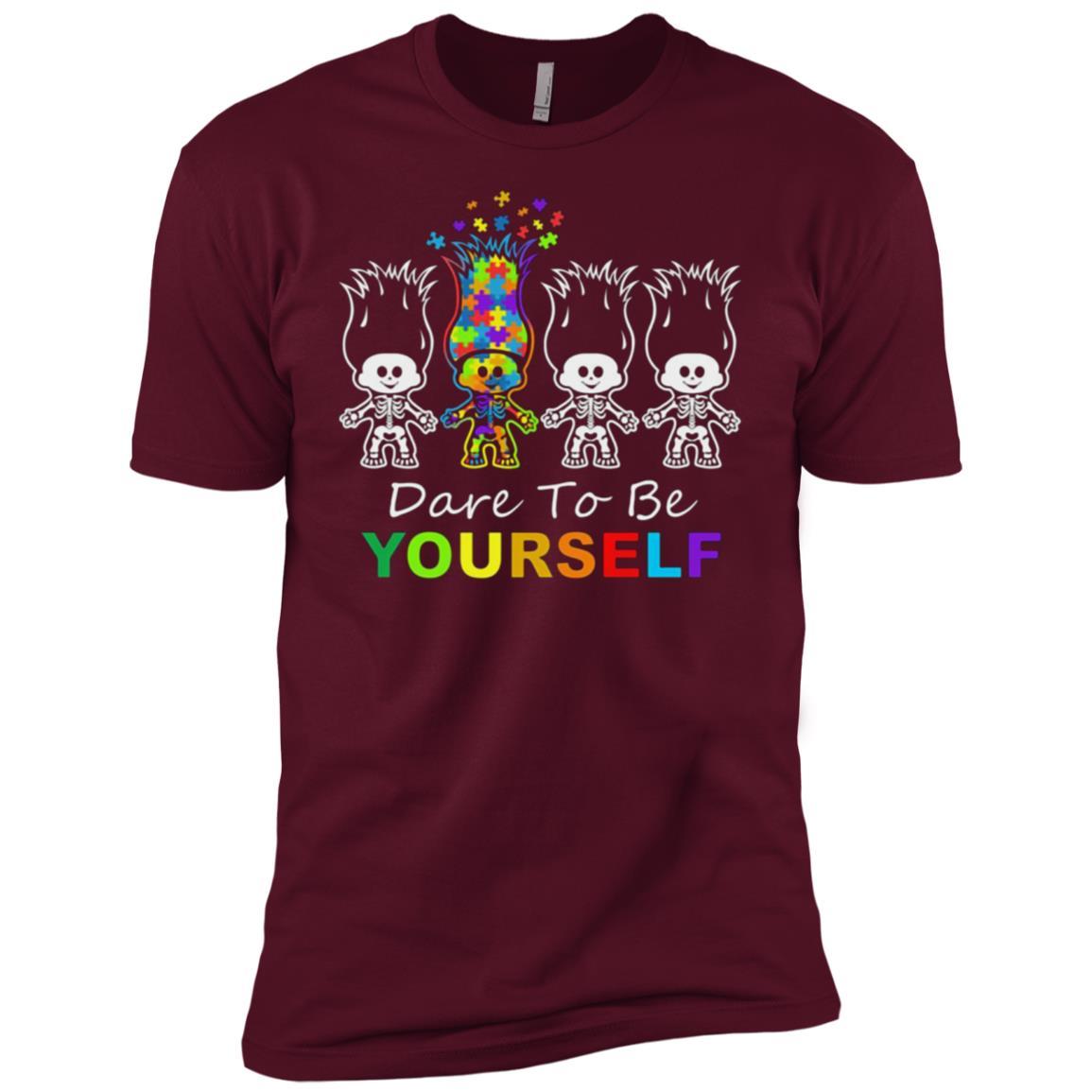 Autism Awareness Tee, Gift For Dad Men Short Sleeve T-Shirt