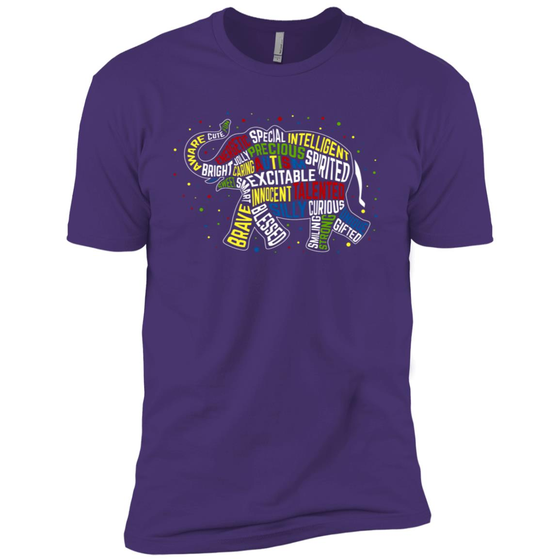 Are You Looking for an Autism Awareness E Men Short Sleeve T-Shirt