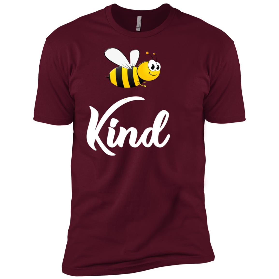 Bee kind Cute Bumble Bee Kindness Long Men Short Sleeve T-Shirt