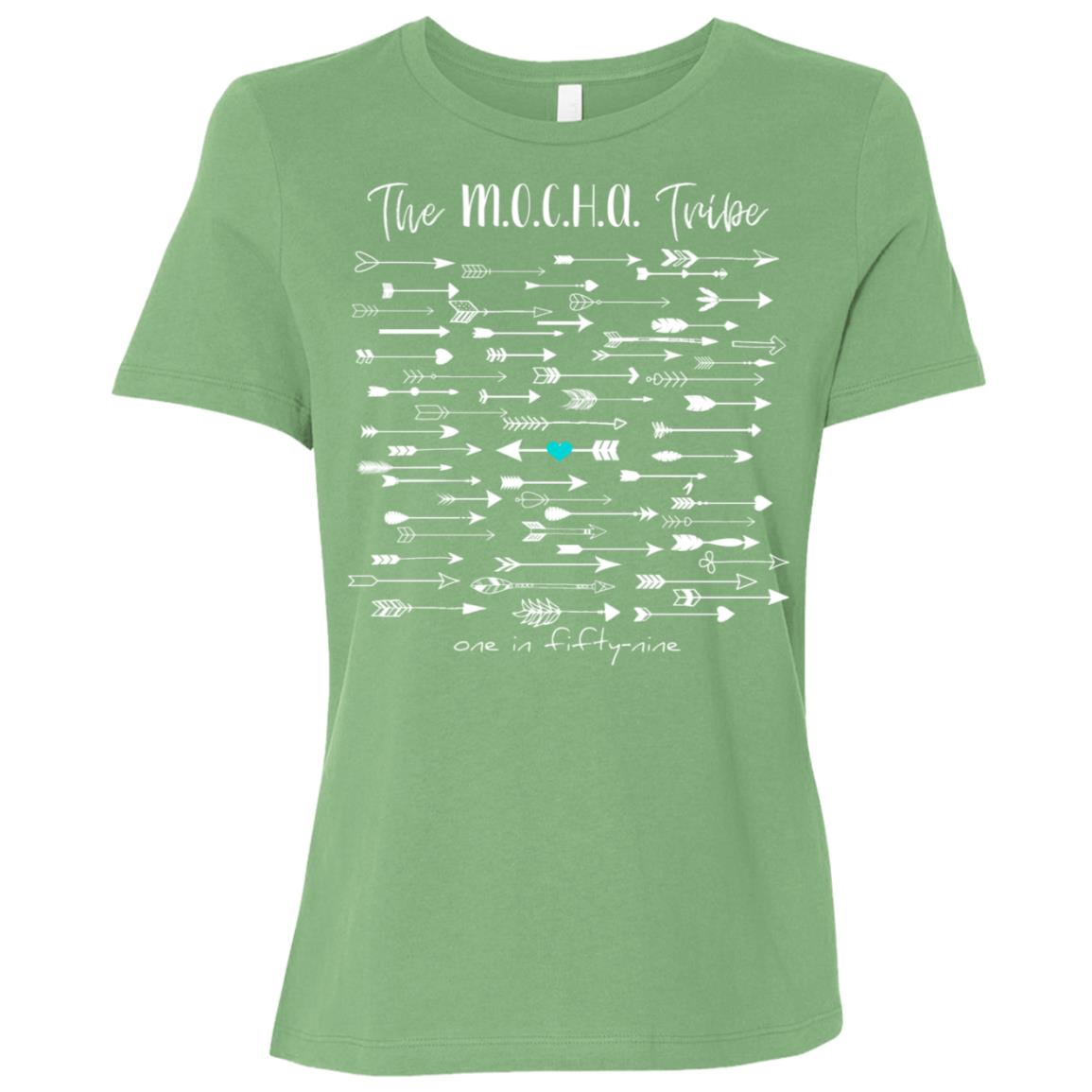 Cdc reported autism rate is 1 in 59. #nomorepuzzlepieces-15 Women Short Sleeve T-Shirt