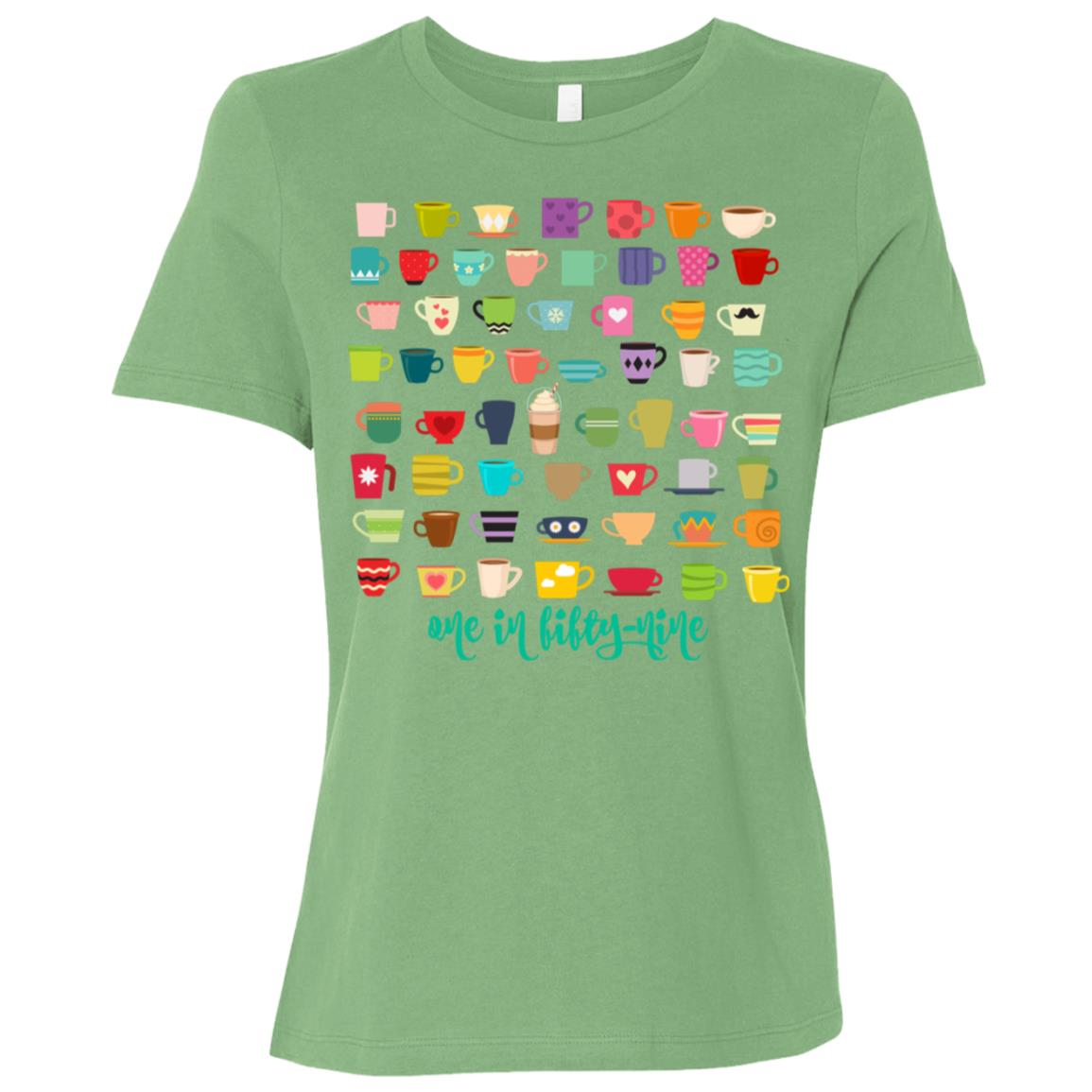 Cdc reported autism rate is 1 in 59. #nomorepuzzlepieces-2 Women Short Sleeve T-Shirt