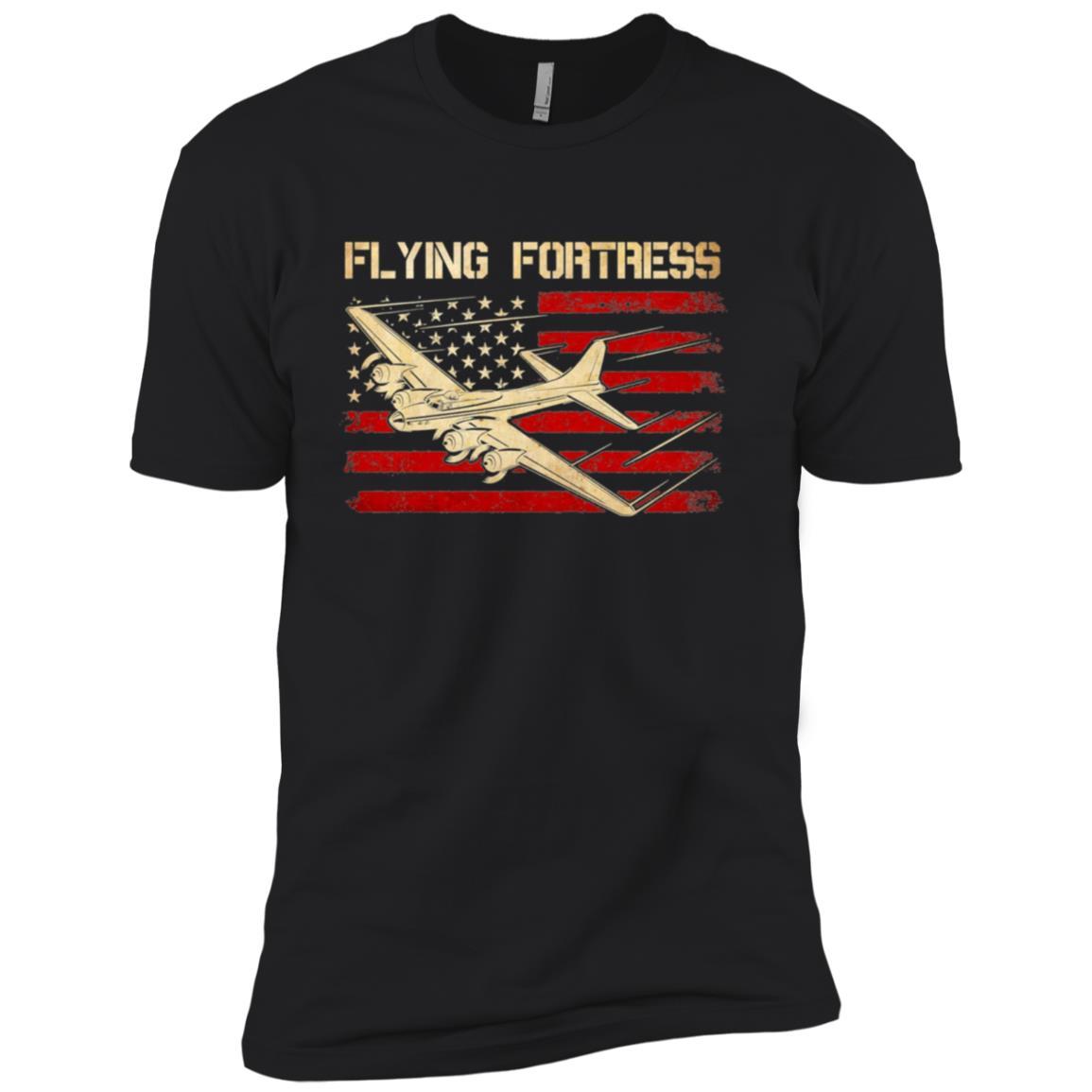 B-17 Flying Fortress Flag Men Short Sleeve T-Shirt