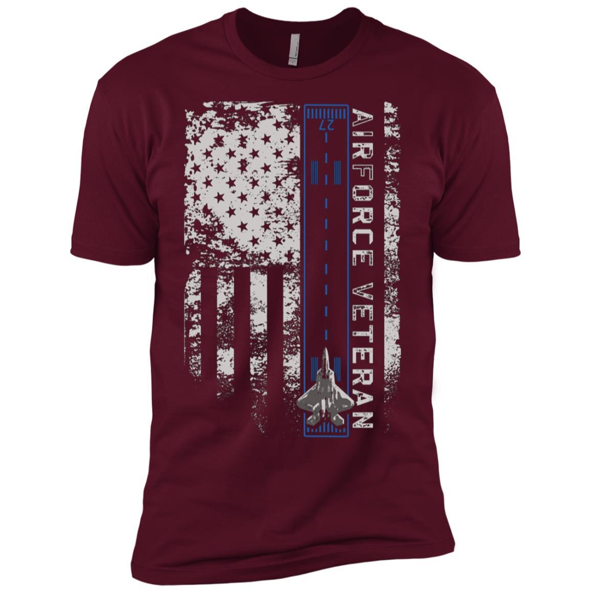 Air force Veteran Men Short Sleeve T-Shirt