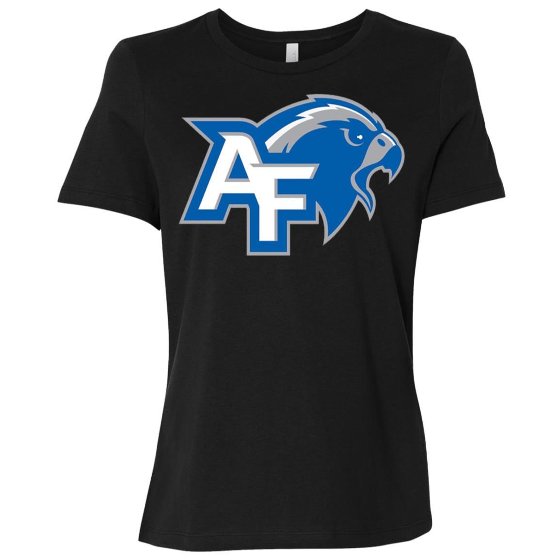 Air Force Original USAF FALCON SHIRT Women Short Sleeve T-Shirt