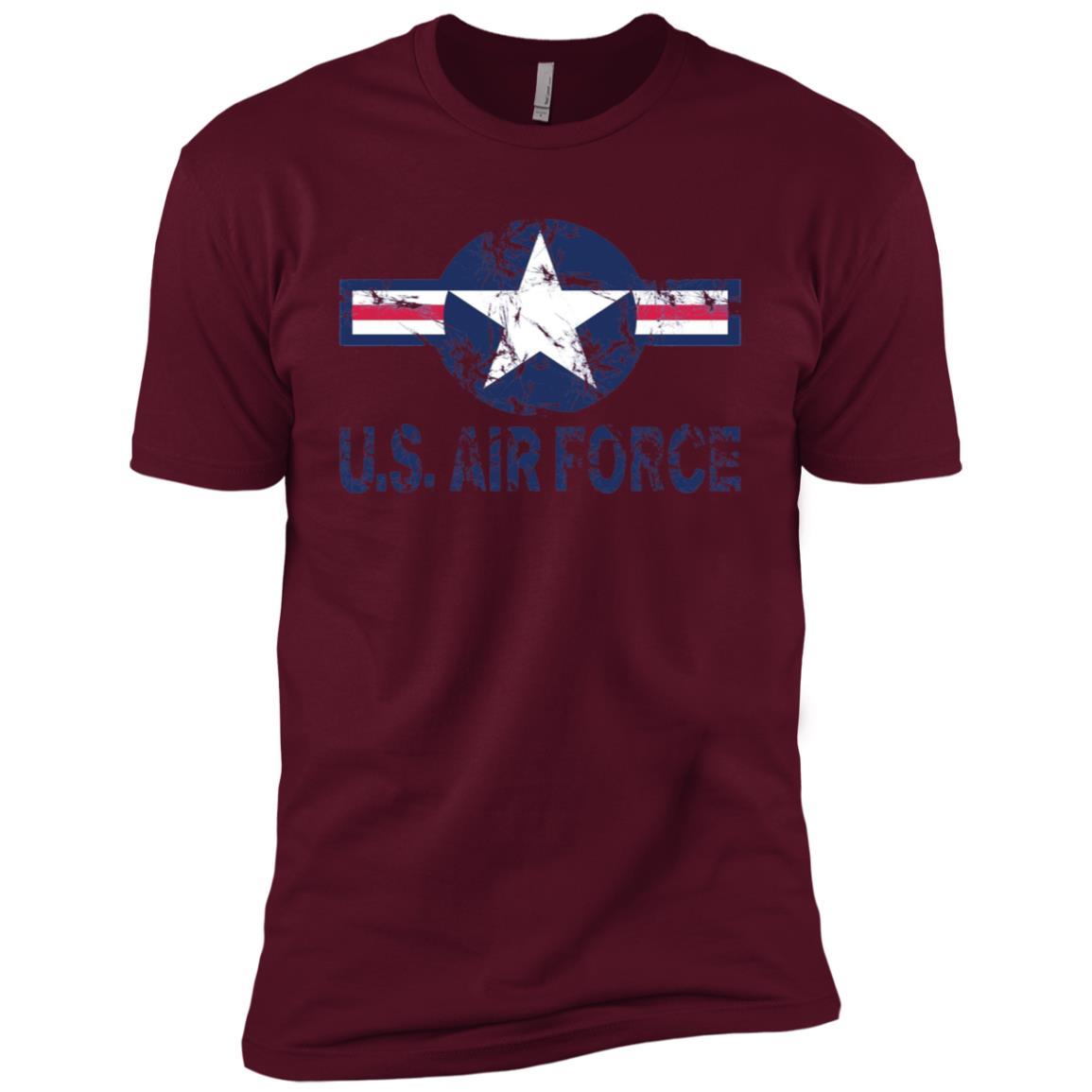 U.S. Air Force Original USAF T-SHIRT Men Short Sleeve T-Shirt